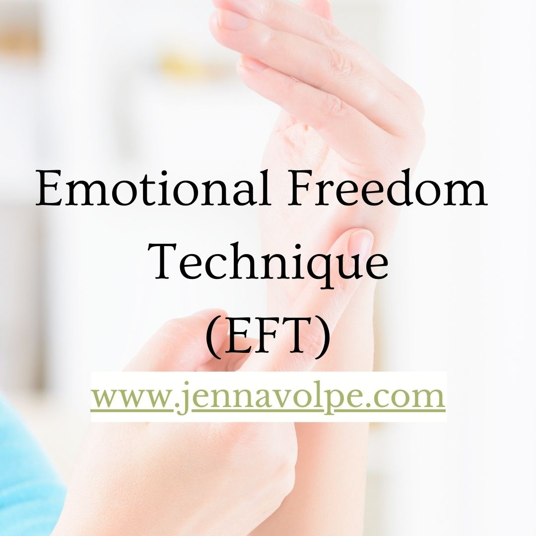 Emotional Freedom Technique EFT Tapping