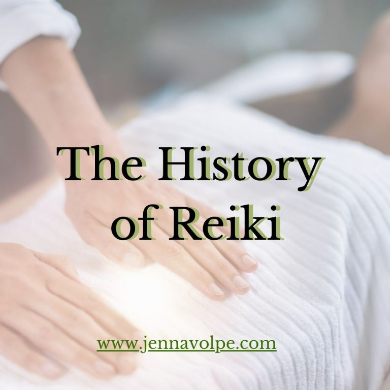 The History of Reiki