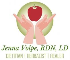 Jenna Volpe, RDN, LD – Holistic Healing Services & Resources