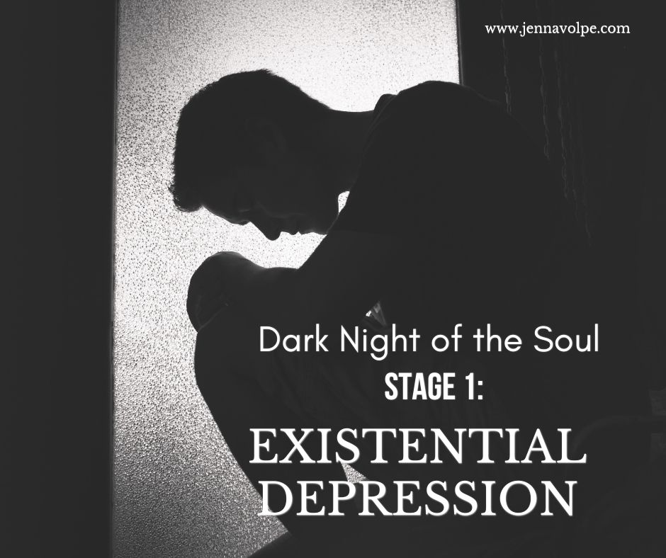 Dark Night of the Soul Stage 1