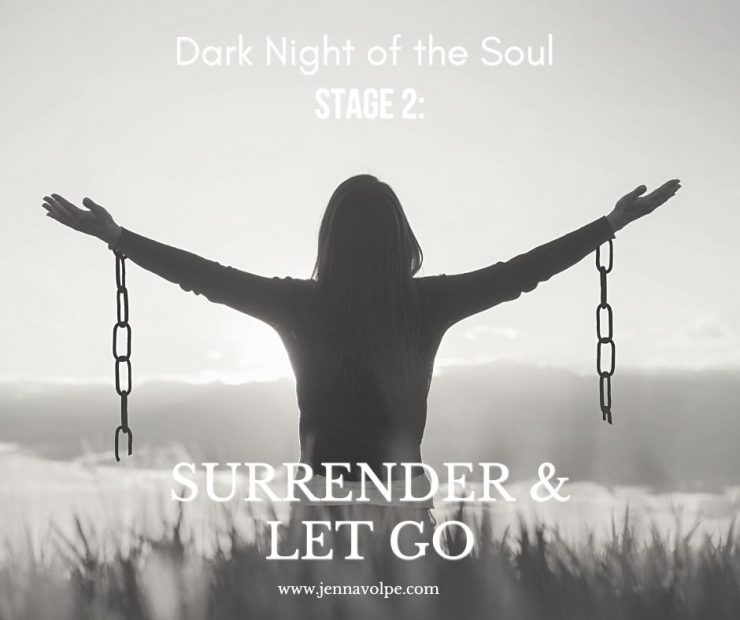 Dark Night of the Soul Stage 2