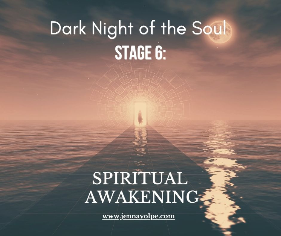 Dark Night of the Soul Stage 6